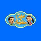 Caleb & Sophia (For Him) by JenielsonDesign