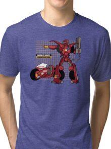 Kanedatron Prime Tri-blend T-Shirt