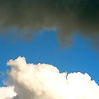 Contrasting Clouds by OOSweet