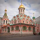 Cathedral of Our Lady of Kazan by TeaRose
