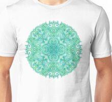 - Azure mandala - Unisex T-Shirt