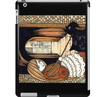 Amy & Arnie (Advocates Close) iPad Case/Skin