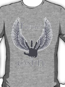 Touched By Castiel (#2) T-Shirt