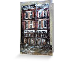 The Old Store Greeting Card