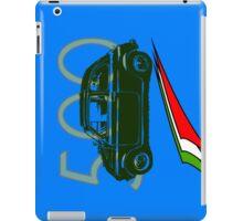 FIAT 500 I-PAD CASE  iPad Case/Skin