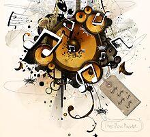 The Music Machine by vectorsesh