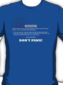 Hitchhiker's Error V2 T-Shirt