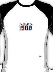8-bit 1988 Air Jordan 3 Collection T-Shirt