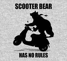 Scooter Bear Long Sleeve T-Shirt