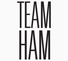 Team Ham (Light BG) One Piece - Short Sleeve