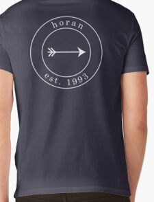 Niall Horan Emblem est. 1993 White Mens V-Neck T-Shirt