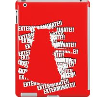 Dalek Red iPad Case/Skin