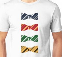 hogwarts bow ties Unisex T-Shirt