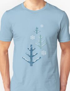 Snowy Trees T-Shirt