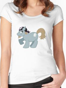 My Metal Pony - Friendship is Metal Women's Fitted Scoop T-Shirt