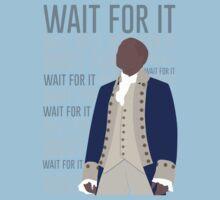 Wait For It - Burr Baby Tee