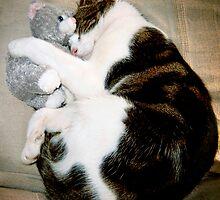 Jasper and Teddy by SpinningAngel
