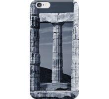 Temple of Poseidon iPhone Case/Skin