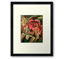 Champagne, Roses and Chocolate Framed Print