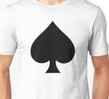 SPADE of ACE'S Unisex T-Shirt