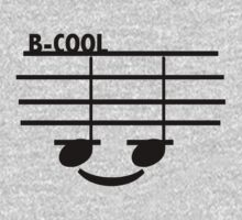B-Cool (with text) by CarryOnWayward