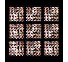 Lines 22 Photographic Print