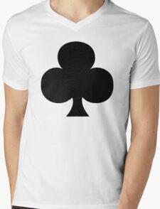 CLUB of KING'S Mens V-Neck T-Shirt