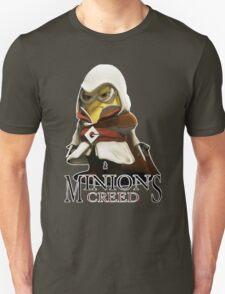 Funny Minions Creed T-Shirt