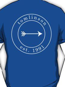 Louis Tomlinson est. 1991 Emblem White T-Shirt