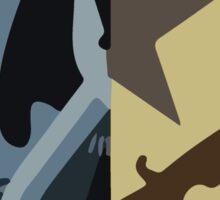 CSGO CT & T Emblem Sticker