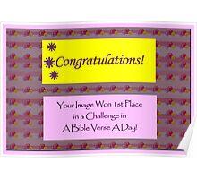 Banner - ABVAD - Challenge Winner Poster
