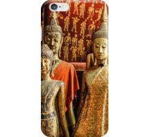 The Buddha Family iPhone Case/Skin