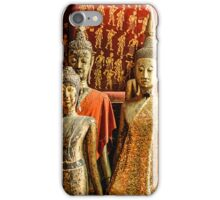 The Buddha Family iPhone Case/Skin