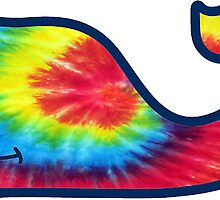 Rainbow Tie Dye Vineyard Vines by e1iza