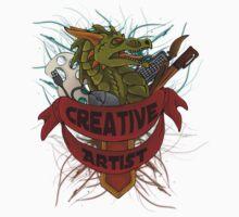 Creative Artist One Piece - Long Sleeve