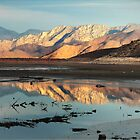 Lake Isabella Reflections 12-Month Customizable Calendar by Corri Gryting Gutzman