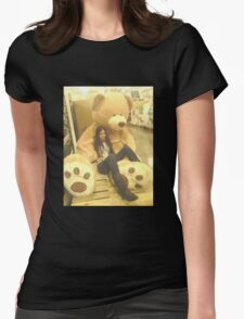 Teddy Bear Pics #2 Womens Fitted T-Shirt