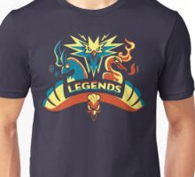 LEGENDS - Gold T-Shirt