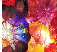 Glass Flowers by retribution1832