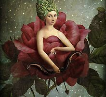 flowering love in a starry night by ChristianSchloe