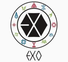 EXO Member by Aprilio