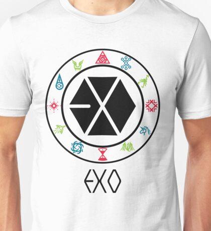 EXO Member Unisex T-Shirt