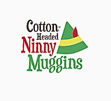 COTTON HEADED NINNY MUGGINS Men's Baseball ¾ T-Shirt