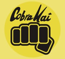 Cobra Kai T-shirt and Stickers  Kids Clothes
