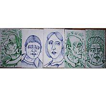doodles Photographic Print