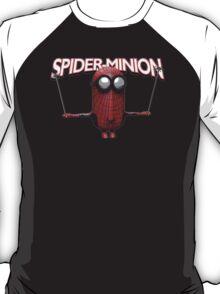 Funny Spider Minion T-Shirt