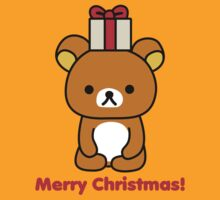 Rilakkuma - Have A Relaxed Christmas! by PineappleBunny