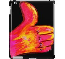 Give it a THUMBS UP! iPad Case/Skin