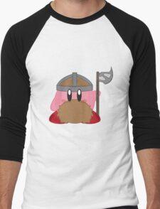 Kirbli Men's Baseball ¾ T-Shirt