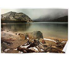 Tenaya Lake Yosemite Poster